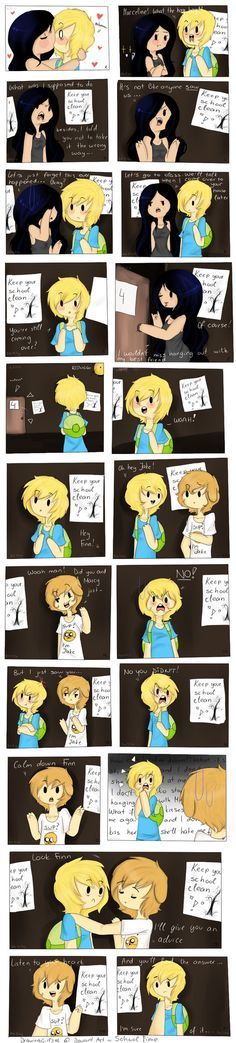 School Time page 7 by Drawing-Heart on DeviantArt
