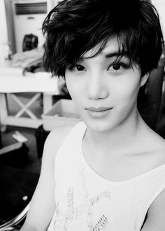 Something irks me about Kai and I'm not sure what it is, apparently he's the most popular member in the U.S. Update: What irks me about Kai is that he's a cute third grader until you start playing music and he turns into a stripper