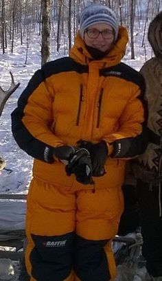 Down Suit, K2, Cold Weather, Winter Jackets, Snow, Suits, Yellow, People, How To Wear