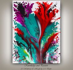 Abstract Painting Large Modern Art, Original Beautiful Multicolor Wall Art, Extremely Luxury Style, Handmade Acrylic Painting on Canvas. Acrylic Painting Canvas, Canvas Art, Pour Painting, Modern Art For Sale, Extra Large Wall Art, Contemporary Wall Art, Abstract Wall Art, Tree Art, Original Paintings