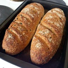 Baguette, Bakery, Recipies, Food And Drink, Snacks, Cooking, Desserts, Healthy Food, Caramel