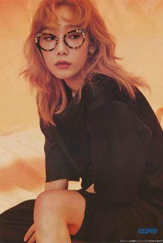 170305 'HIGH CUT' magazine March 2017 Issue SNSD Taeyeon