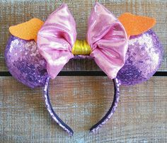Figment The Dragon Inspired Ears by EverAfterByPatti on Etsy