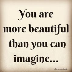 Hope your day is beautiful - just like you!  @mariannhelle ---------------------------------