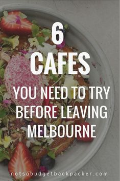 From brioche french toast, to super healthy brekki bowls and naughty injectable donuts, here are the 6 best Melbourne coffee shops. Melbourne Coffee, Melbourne Travel, Melbourne Florida, Melbourne Food, Melbourne Australia, Best Coffee Shop, Coffee Shops, Best Breakfast, Breakfast Recipes