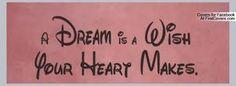 Afbeeldingsresultaat voor a dream is a wish your heart makes disney tattoo guy