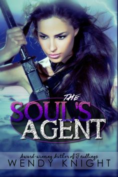 http://bookbarbarian.com/the-souls-agent-by-wendy-knight/ - For as long as there have been people, there has been a fear of the dark. Mothers tell their children there isn't anything in the shadows that isn't there in the light. They are wrong. The reason humanity is afraid of the dark is because that's when demons come out to play. The ghosts that fight them can't come out until the sun goes down, either. And Soul's Agents, like Navi? They're just normal,