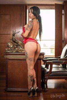Modelo Miss Vandalik ( Mexico )