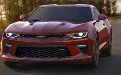 New Chevrolet Camaro 2016