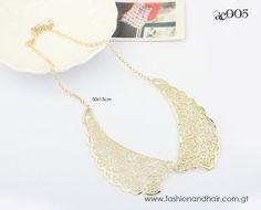 Collar bib necklace-PROMOCIÓN ESPECIAL