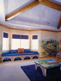 Train Theme Bedroom Ideas Transportation Bedroom