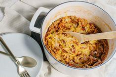 Stuffed Pepper Casserole Top Recipes, Meat Recipes, Dinner Recipes, Cooking Recipes, Healthy Recipes, Oven Recipes, Yummy Recipes, Cake Recipes, Easy Casserole Recipes