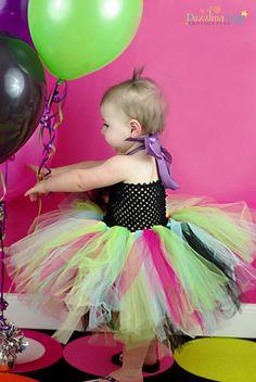 Punk rock Princess tutu dress 2t 5t by ILUVMYTUTUBYGG on Etsy,