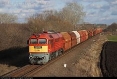 RailPictures.Net Photo: 628 203 Hungarian State Railways (MÁV) 628 (M62) at Nagycsere, Hungary by RailfanningEU