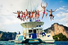 Sailing through #Thailand must be amazing!  Especially wit #TYW   The Yacht Week Thailand: Charting the route [pics]