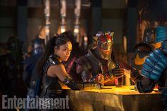 New 'Thor: Ragnarok' Photos: Valkyrie (Tessa Thompson)