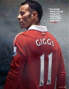 Man Utd - Ryan Giggs 11 #Giggs #ManUtd