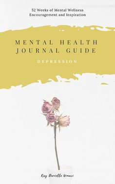 Grab your year's worth of journal prompts to improve your mental health and aid in the recovery of depression. Long-term support and weekly journaling can help