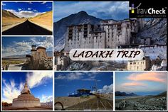 Are you planning for a 6nights trip to #Leh #Ladakh? Looking forward to explore beautiful Sightseeing of Sangam, Magnetic Hill, Gurudwara, Spituk Monastery & Hall of fame? So don't go anywhere we at TravCheck are here to help you to give full details of trip to #Leh #Ladakh. For more details visit - travcheck.com Contact us - +91-9810059022 Email - info@travcheck.com