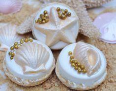 Chocolate Covered Oreo Cookies Seashells by TaylorsSweetRevenge