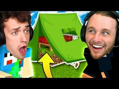 awesome CAMPING BED WARS CHALLENGE | Minecraft Bed Wars