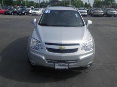 Buy a used car in Frankfort, Illinois Chevrolet Captiva Sport, Chicago, Car Ins, Illinois, Van, Vans