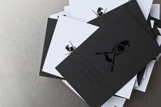 Visitenkarten für Legionaer Corporate Design, Cards, Business Cards, Maps, Brand Design, Playing Cards, Branding Design