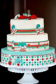 DR SEUESS CAKE