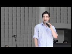 "Colin Donnell performs ""Oh, What A Beautiful Mornin'"" - YouTube"