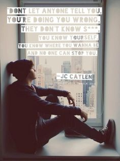 Jc Caylen is sooooo perfect!!