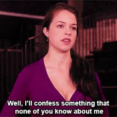 Pitch Perfect Stacie | perfect pitch #fat amy #rebel wilson #stacie conrad #My gifs; Perfect ...