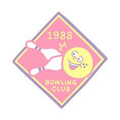 roller & bowling - 그래픽 디자인 · 일러스트레이션, 그래픽 디자인, 일러스트레이션, 일러스트레이션