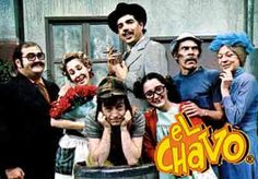 El Chavo del 8 is a famous tv show in Latin America. This show has been on air for more than 40 years, the new generations of children are still growing with this popular show.