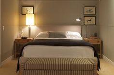 Quarto Urbano por Marina Linhares Casapronta Quartos cama Austria e criados Twins