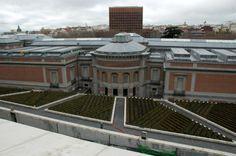 Nemes egyszerűség - Rafael Moneo: A Prado Múzeum bővítése