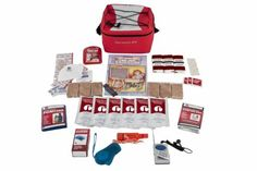 Childrens Emergency Kit Childrens Survival Pal Emergency Kit packed securely in our Waterproof Cooler Bag. Each item is hand assembled in the USA into waterproof bags and neatly organized in the bag for easy access. This survival kit was designed with your kids in mind. Emergencies are diffiuclt and even more so for children. This is their own emergency kit packed with supplies for them and includes the essentials along with crayons and coloring book to help keep them occupied.