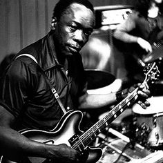 John Lee Hooker via Rolling Stone Born August 22nd, 1917 (died June 21st, 2007) Key Tracks Boom Boom, One Bourbon, One Scotch, One Beer, Boogie Chillen Influenced Van Morrison, Jim Morrison, Robert Plant