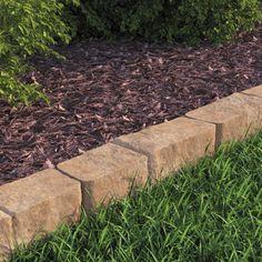 Landscaping Supplies at The Home Depot Edgers Garden Pavers, Garden Fence Panels, Backyard Garden Landscape, Backyard Patio Designs, Garden Gate, Backyard Ideas, Backyard Gazebo, Garden Ideas, Landscaping Supplies