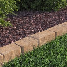 Landscaping Supplies at The Home Depot Edgers Garden Pavers, Garden Fence Panels, Backyard Garden Landscape, Backyard Patio Designs, Lawn And Garden, Garden Gate, Backyard Ideas, Landscaping Supplies, Home Landscaping
