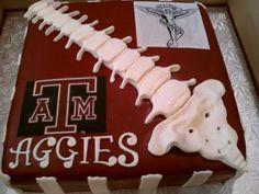 Spine Cake Office Anniversary Pinterest Cake