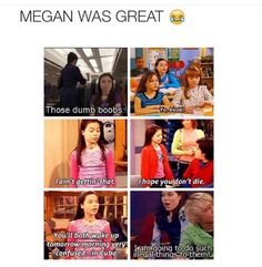 She was my favorite...along with crazy Steve