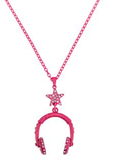 Headphone Charm Necklace | Necklaces | Jewelry | Shop Justice