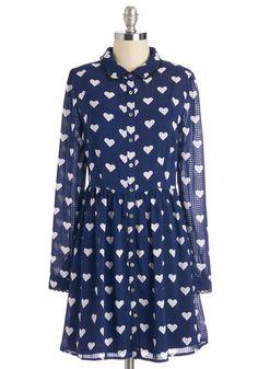 All About Brittney Dress | Mod Retro Vintage Dresses | ModCloth.com