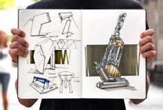 Sketches sur Behance