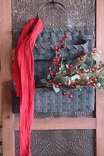 wall basket....