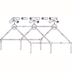 Kwik Kamp Tent Frame kit                                                                                                                                                                                 More