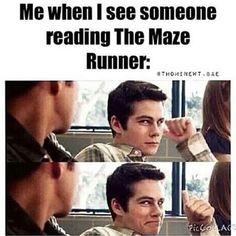 Bildergebnis für maze runner funny