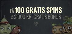 Har du kollat in vårt förnyade välkomsterbjudande?   Registrera dig nu och få hela 100 gratis spins och en generös 100% insättningsbonus!  https://sv.vikingslots.com/