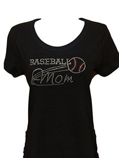 Baseball Mom Rhinestone Bling Tee (XX-Large) Homestead Imprints http://www.amazon.com/dp/B00UND13L4/ref=cm_sw_r_pi_dp_.vlywb108X4QJ