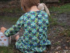 Une rentrée en couleur, robe taille basse, nouveaux intemporels pour enfants, diy, grame